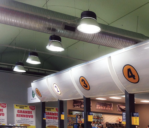 Illuminazione-LED-Niteko-Mercatone-Uno