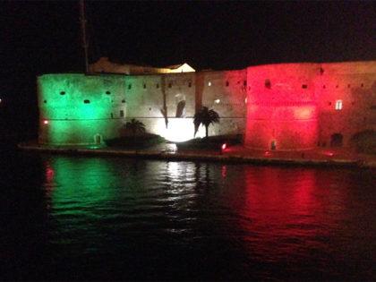 Omaggio alla bellezza di Taranto