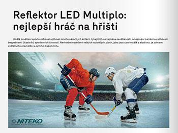 Il proiettore LED Multiplo sulla rivista ERA21 no. 04/2016