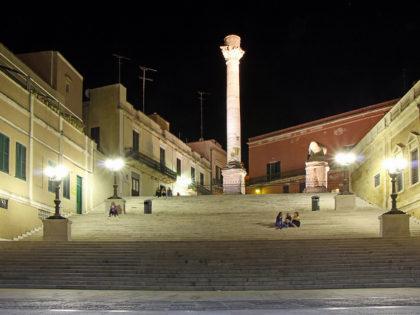 Giornata Nazionale del Paesaggio: Niteko illumina la fine della via Appia