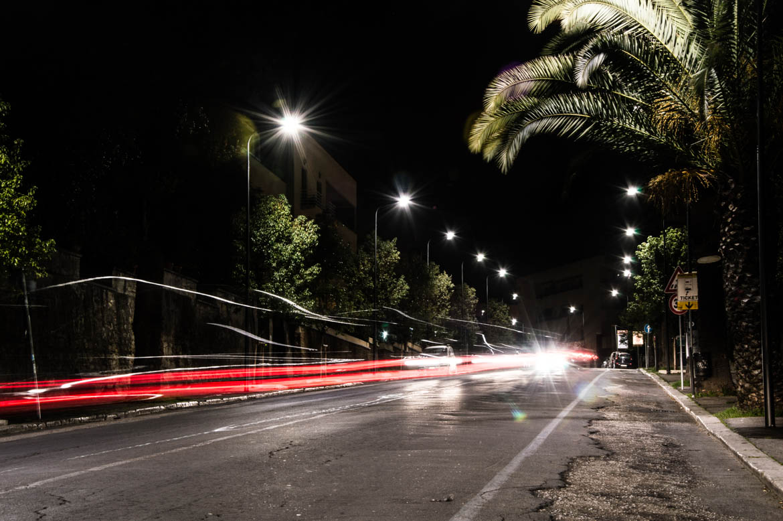 Illuminazione stradale: comune di anzio roma . prodotto installato