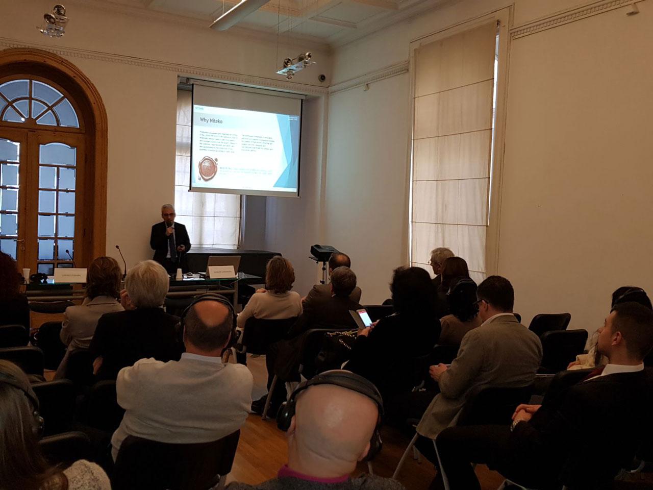 Illuminazione a led in serbia. un workshop organizzato da niteko e
